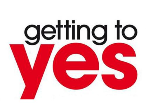 """Getting To Yes – Negotiating Agreement Without Giving In"" by Fisher, Ury & Patton"